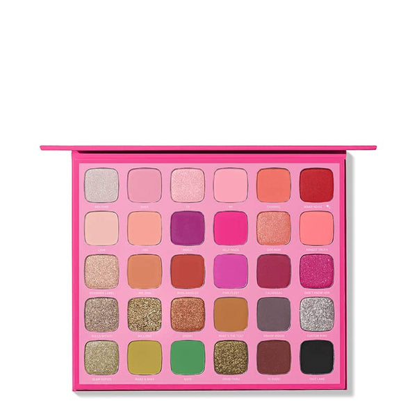 Jeffree Star X Morphe Artistry Palette | Jeffree Star Eyeshadow