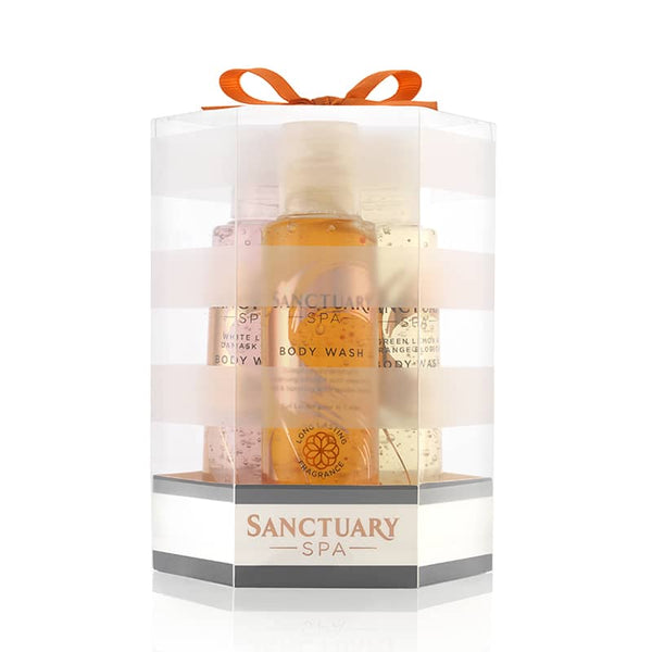 Sanctuary Little Luxuries Gift Set | Travel Sized Body Wash