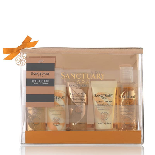 Sanctuary Spend More Time Being Gift Set | Bath & Body Gift Set