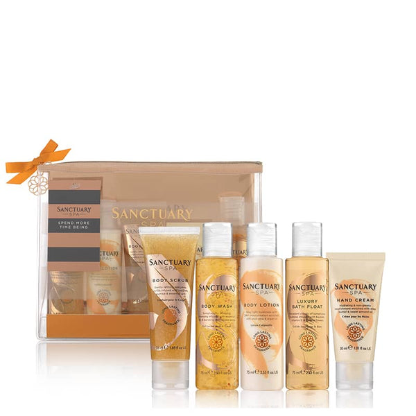 Sanctuary Spend More Time Being Gift Set | Sanctuary Gift Set