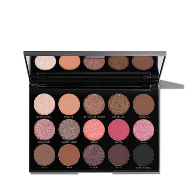 Morphe 15B Brunch Babe Eyeshadow Palette