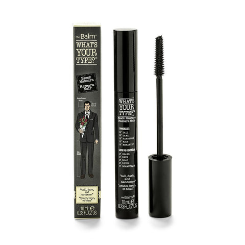 theBalm What's Your Type – Tall, Dark & Handsome Mascara