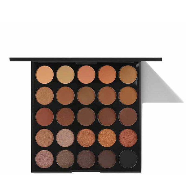 Morphe 25 Colour Copper Spice Eyeshadow Palette 25A