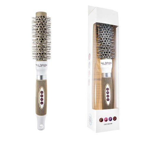 FARO Love Your Hair 25mm Ceramic Blowdry Brush