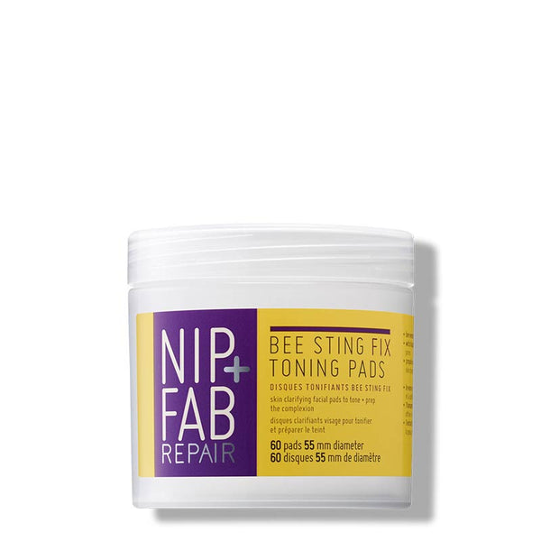Nip + Fab Bee Sting Fix Toning Pads
