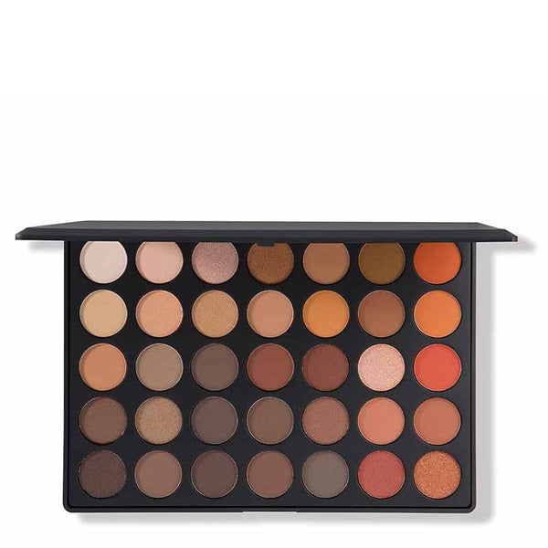 Morphe 35O - 35 Color Nature Glow Eyeshadow Palette