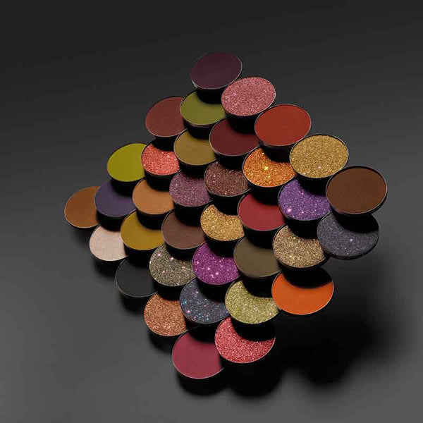 Morphe Brushes 35M Boss Mood Artistry Palette