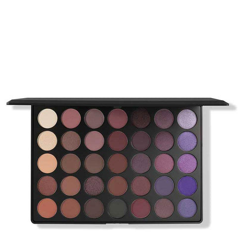 Morphe 35P - 35 Color Plum Eyeshadow Palette