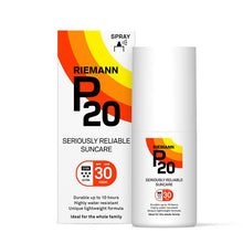 Riemann P20 Sun Protection SPF 30 Spray 40ml Travel Size