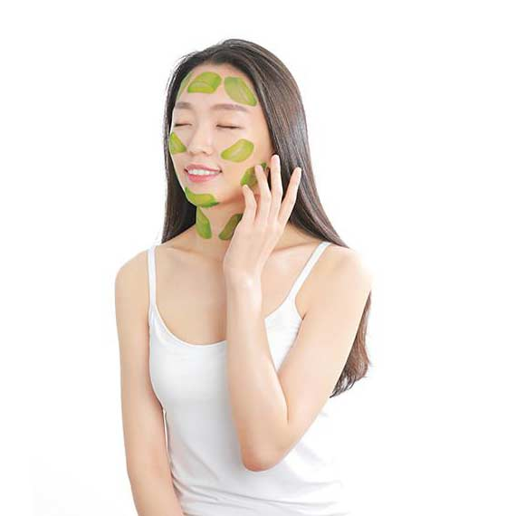 Kocostar Aloe Slice Mask Girl