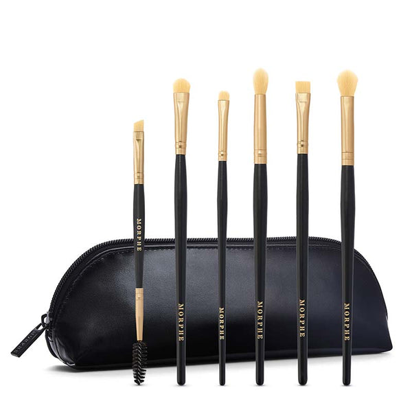 All Eye Want 6-Piece Brush Collection