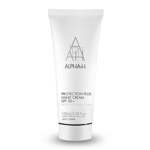 Alpha-H Protection Plus Hand Cream SPF50+