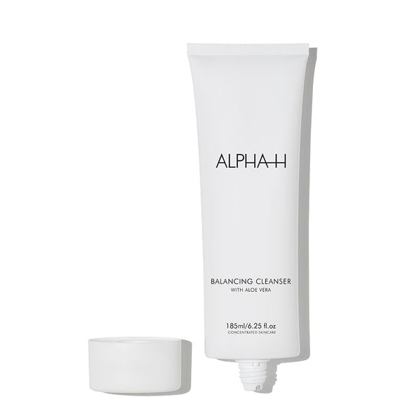 Alpha-H Balancing Cleanser with Aloe Vera | Skin Cleanser | Face Cleanser