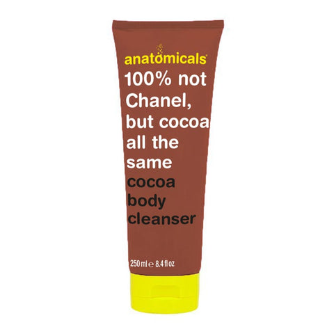 100% Not Chanel But Cocoa All The Same Cocoa Body Cleanser
