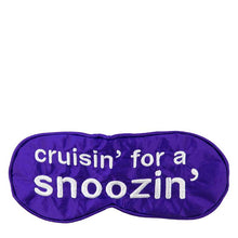 Anatomicals Cruisin' For A Snoozin' Sleep Mask