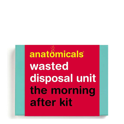 Anatomicals Wasted Disposal Unit The Morning After Kit