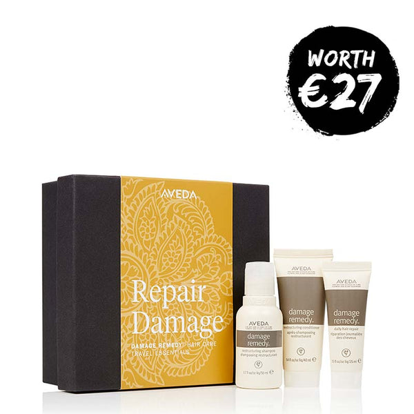 Aveda Repair Damage Travel Essentials