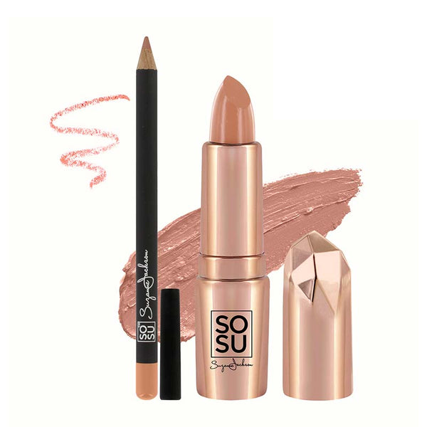 SOSU Lip Kit - Bare It
