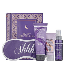 Sanctuary Beauty Sleep Journal Gift Set | Natural Sleep Aid | Christmas 2020