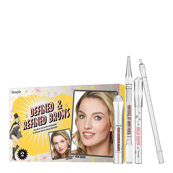 Benefit Defined & Refined Brows Eyebrow Kit