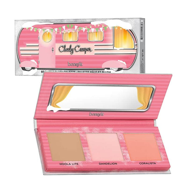 Benefit Cheeky Camper Makeup Palette | Face Palette | Benefit Gift Set