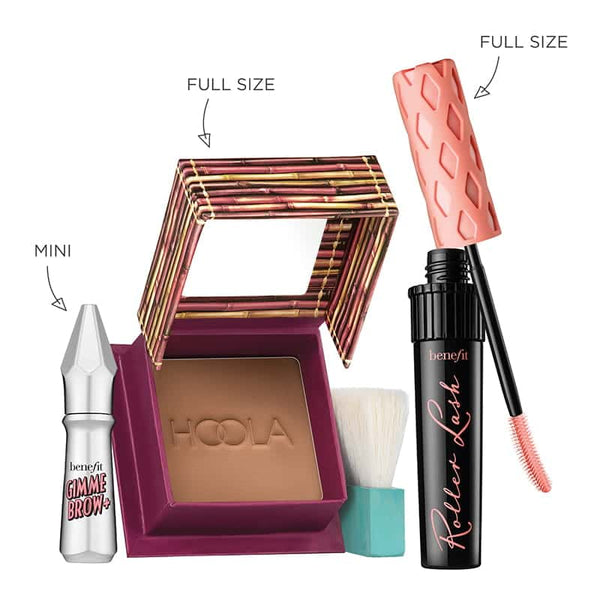 Benefit I'm Hotter Outdoors Gift Set | Benefit Hoola Gift Set | Benefit Holiday 2019