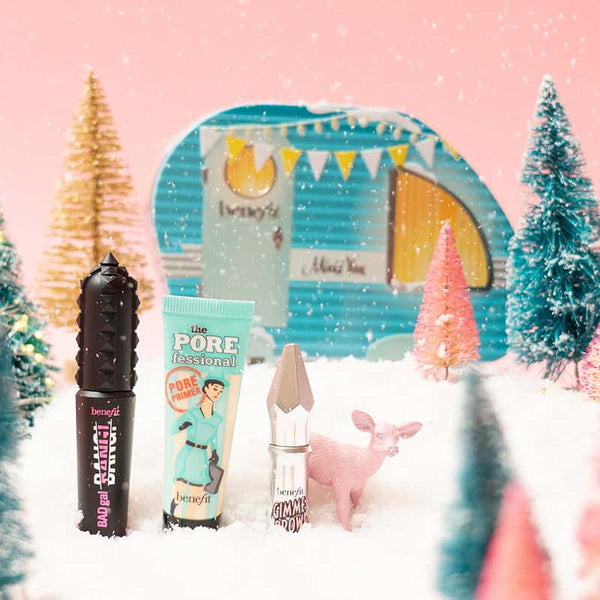 Benefit Let's Take a Mini Trip Gift Set | Benefit Christmas Gift Sets