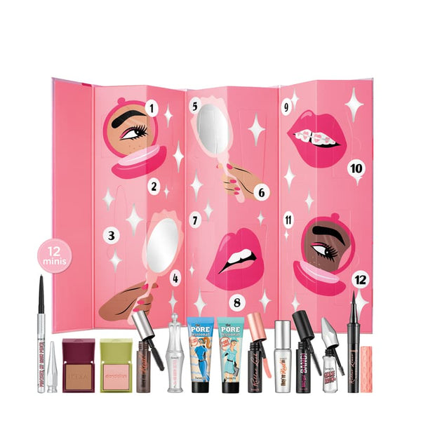 Benefit Advent Calender 2020 | Christmas 2020