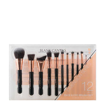 Blank Canvas 12 Piece Dimension Series Set - Rose Gold & Black