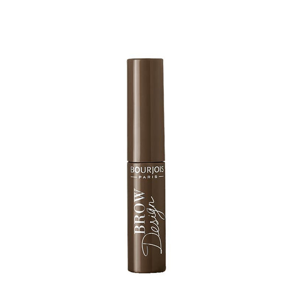 Bourjois Brow Design Brow Grooming & Styling Gel Chatain