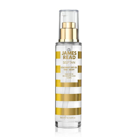 James Read Coconut Dry Oil Tan - Body