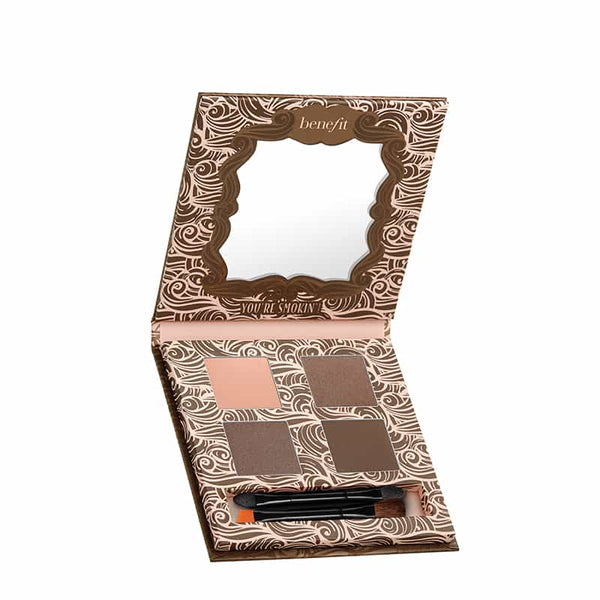 Benefit Easy Smokin' Eyes Smoky Eyeshadow Palette