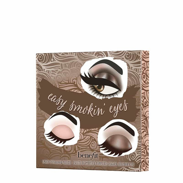 Benefit Smoky Eyes | Benefit Easy Smokin' Eyes Smoky Eyeshadow Palette
