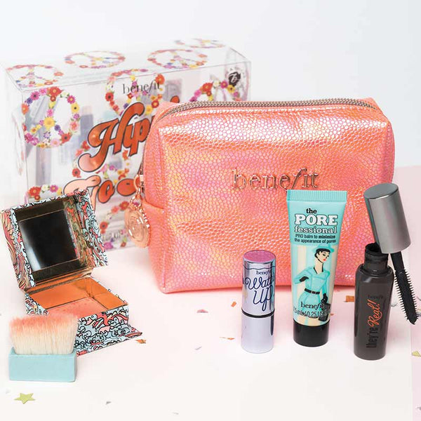 Benefit Hippie Go Lucky Easy, Breezy Makeup Kit