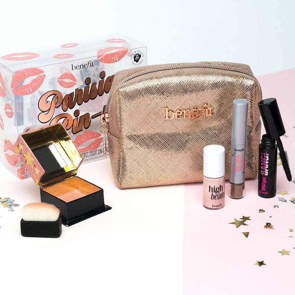 Benefit Parisian Pin-Up Chic & Effortless Makeup Kit
