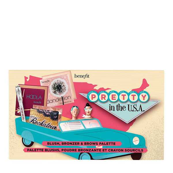 Benefit Pretty In The USA Gift Set