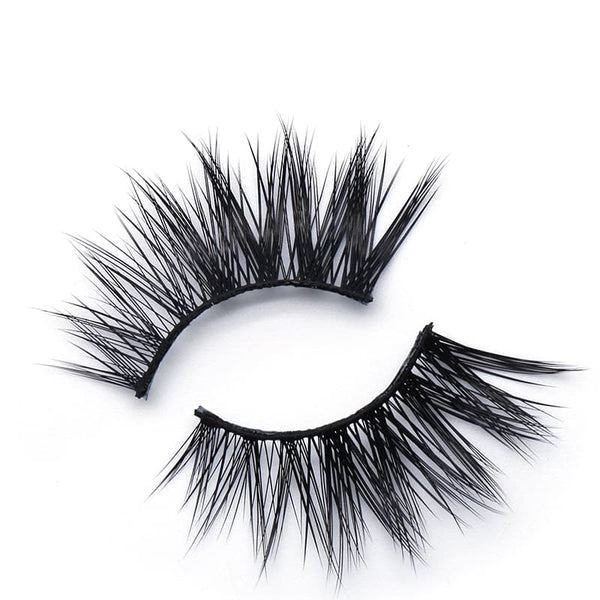 SOSU by Suzanne Jackson 7 Deadly Sins Sinful Lashes - Envy | Vegan False Lashes
