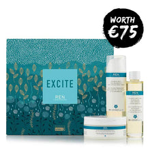 REN Excite Gift Set - Atlantic Kelp & Magnesium