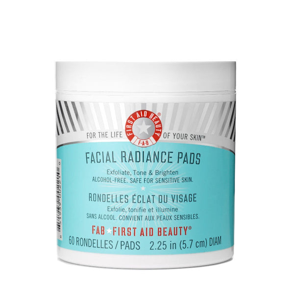 First Aid Beauty Facial Radiance Pads | Glycolic Acid Pads