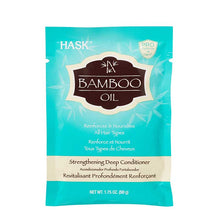 HASK Bamboo Oil Strengthening Deep Conditioner Sachet