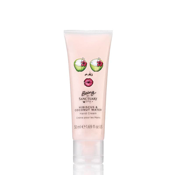 Being by Sanctuary Hibiscus & Coconut Water Hand Cream