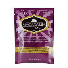 HASK Macadamia Oil Moisturising Deep Conditioning Sachet