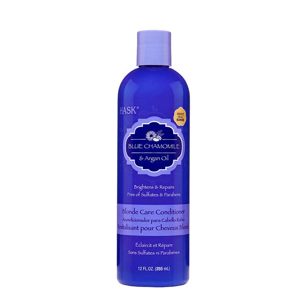 HASK Blue Chamomile & Argan Oil Blonde Care Conditioner