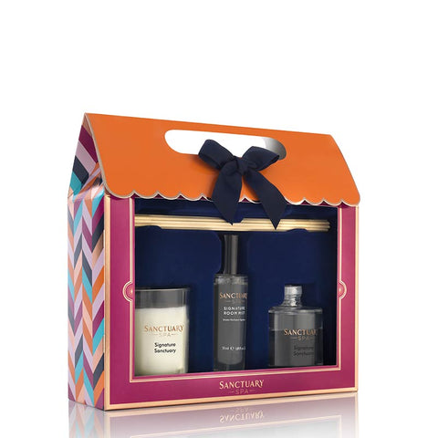 Sanctuary Home Comforts Gift Set