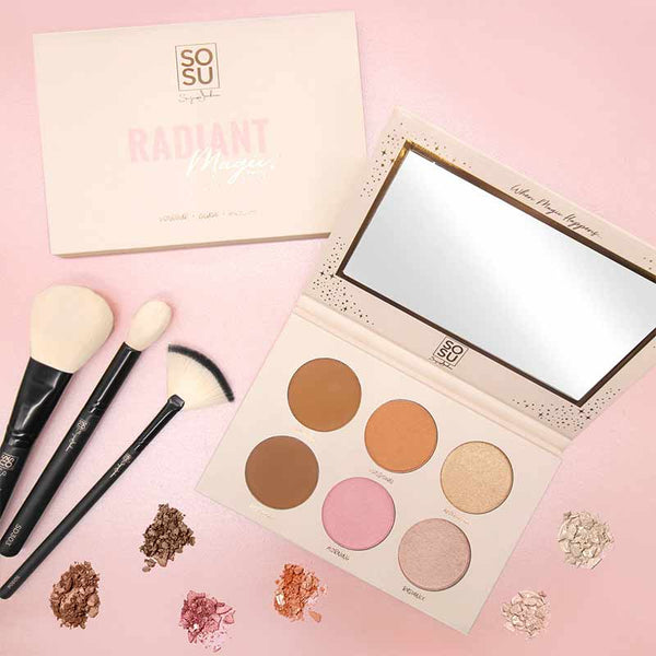 Rosie Connolly x SOSU Radiant Magic Palette