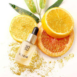 24K Gold Luxury Elixir Face Oil