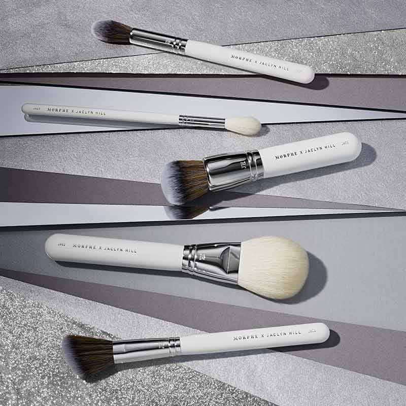6a886bd00ee Morphe x Jaclyn Hill The Complexion Master Collection Brush Set