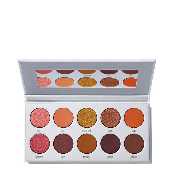 Morphe Jaclyn Hill Vault - Ring The Alarm