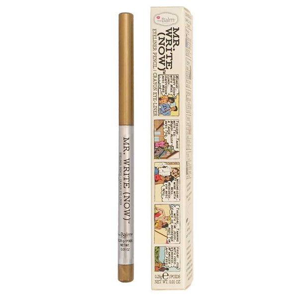 theBalm Mr. Write now Eyeliner Jac
