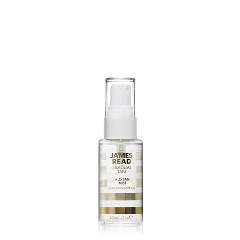 James Read Tan H2O Tan Mist Face Travel Size